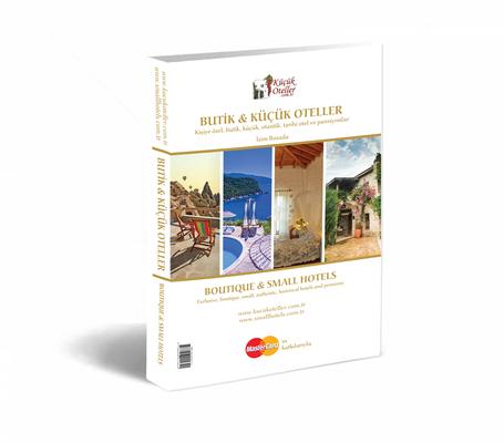 Butik & Minik Oteller Kitabı'nın 6'ncısı yayınlandı