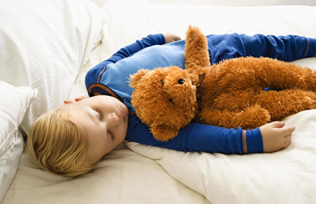 çocuğum yatağında yatmaktan korkuyor